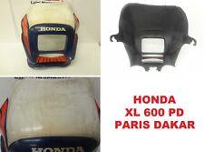 Mascherina cupolino portafaro mask headlight HONDA XL 600 PD Parigi Dakar