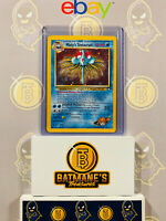 Misty's Tentacruel 10/132 NM Near Mint Gym Heroes Rare Holo Pokemon Card