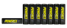 PowerEx Precharged AA 2600 mAh NiMH Rechargeable Batteries 8-Pack with Case