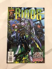 Marvel 1999 BLADE Comic Book Issue #3 Autographed Near Mint Condition.