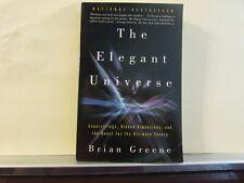 The Elegant Universe by Brian Greene - paperback