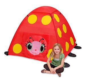 Kids Tent Kids Play Tent Spielzeugzelt Play Tent Kindergartenzelt Red Room