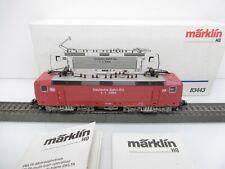 Märklin 83443 H0 3L ~ Numérique Locomotive Électrique Br 143 094-1 Rouge le Dr