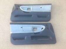 92-98 bmw e36 dove grey front door panels with airbag doors