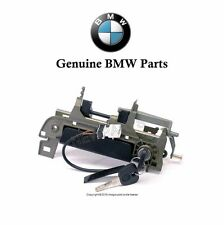BMW E36 Front Left Driver Side Outside Door Handle Assembly with Key 51218199923