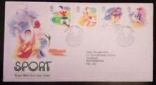 1988 Sport First day cover.