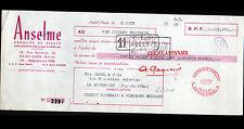 """SAINT-OUEN (93) USINE de PRODUITS DE BEAUTE / COSMETIQUE """"ANSELME"""" en 1959"""