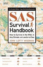 SAS Survival Handbook: How to Survive in the WIld,