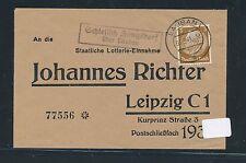 00294) Landpost Ra2 Schlesisch Haugsdorf über Lauban, DS 1941
