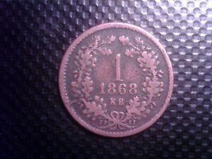 HUNGARY 1  KRAJCZAR 1868KB    SEP16