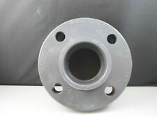 Spears 854-025C 2-1/2 in Socket Weld Schedule 80 Van Stone CPVC Flange w/ Ring