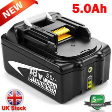 For Makita BL1850B 18V 5.0Ah Rechargeable LXT Lithium-Ion Battery LED-Indicator