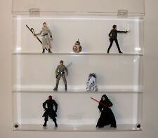 Collectors Showcase - Premium Display Case for Star Wars Black Series - T2MS