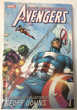 Avengers Complete Collection Vol 1 TPB Softcover (2013) Geoff Johns |