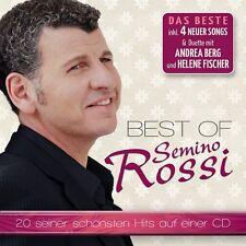SEMINO ROSSI - BEST OF  CD NEW+