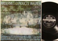 SXL 6094 WB ED1 Ansermet Conducts Wagner, l'Orchestre de la Suisse Romande