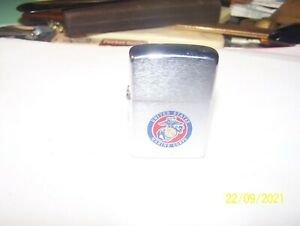 Early ZIPPO CIGARETTE LIGHTER - UNITED STATES MARINE CORPS