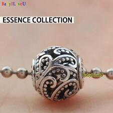 S925 Sterling Silver Charm Essence Collection FREEDOM Charm Bead Fit Bracelet