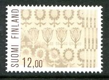 Finland Stamps Scott #718 Damask Table Cloth MNH 1985