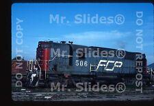 Original Slide Mexico FC del Pacifco  ALCO RSD12 506 Mazatlan SIN 1985