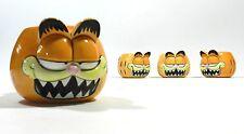 Enesco Garfield Figural Coffee Cup Mug Ceramic 1981
