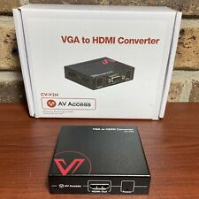 AV Access VGA to HDMI Converter Module CV-V2H