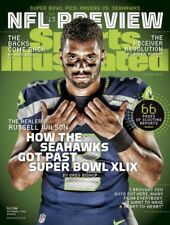 Sports Illustrated 9/1/15 Scouting Reports, Seahawks Super Bowl, Ships Anywhere