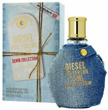 Diesel Fuel For Life Denim Pour Femme Eau de Toilette 30ml - OVP
