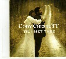 (DP486) Cody Chesnutt, Til I Met Thee - 2013 DJ CD