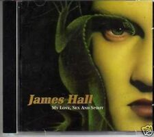 (226G) James Hall, My Love, Sex And Spirit - 1995 CD