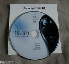 NEW Farscape Season 3 Disc 5 Replacement DVD, 15th Anniversary Edition free ship