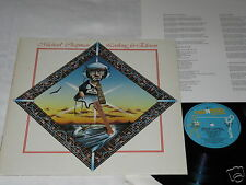 MICHAEL CHAPMAN looking for eleven LP Criminal Rec. 1980 INSERT FOLK ROCK