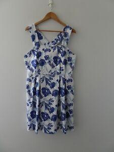 HI THERE By KAREN WALKER Dress - Size 16