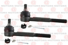 For Ford Crown Victoria 92-02 Front Left Right Inner Tie Rod End ES2056RL 2 Pcs