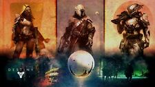 "Destiny Hot Game Fabric poster 40"" x 24"" Decor 39"
