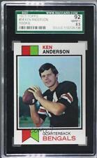1973 Topps Ken Anderson #34 SGC 92 Rookie