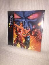 Contra 3 III Alien Wars Soundtrack Vinyl (Limited Splatter Variant) Sealed!