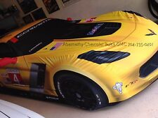 23481362 OEM 2014-2017 Corvette C7R Race Design Stingray Indoor Car Cover by GM