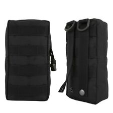 Large Tactical Molle Utility Gadget Pouch Outdoor Military Waist Belt Bag Pack