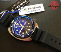 "Seiko SRPC91K1 Prospex TURTLE ""SAVE THE OCEAN"" Special Edition. Brand-new!!"