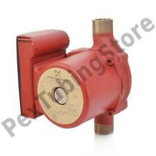 Bronze Circulator Pump 34 Sweat 125 Hp 115v
