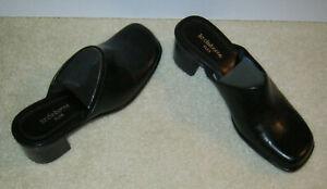 Liz Claiborne FLEX GEYA Black Calfy - Size 8 M - Excellent/Unworn