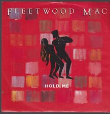 "7"" Fleetwood Mac Hold On / No Questions Asked 80`s Warner Bros"