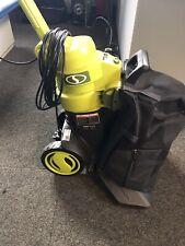 More details for sun joe  lightweight garden leaf blower / vac 850w 240v green sunjoe