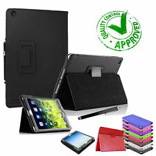 For Samsung Galaxy Tab A 10.1(2019)T510/T515 PU Leather Cover Fold Stand Case