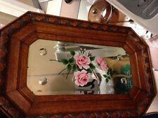 Oak Romantic Victorian Mirrors (1837-1901)