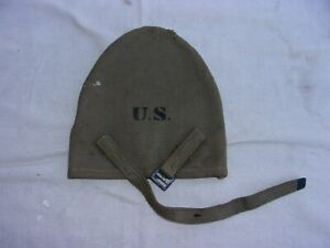 Pre-WW1 US M1910 Entrenching Tool Cover--Mills 1912 Date--Georgia Unit Marked
