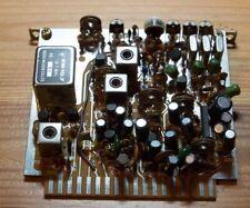 Yaesu FT-225RD  mic amp unit with XF-10.7 filter PB-1753
