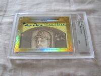 Duke Snider 2017 Leaf Masterpiece Cut Signature signed autographed card 1/1 JSA