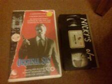 Thriller & Mystery Crime VHS Films 15 Certificate